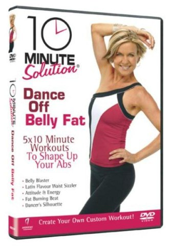 10 Minute Solution Dance Off Belly Fat