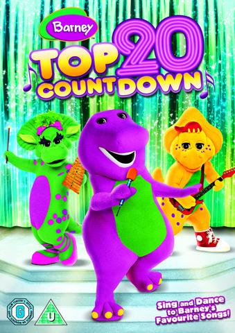 Barney - Top 20 Countdown