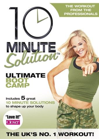 10 Minute Solution Ultimate Boot Camp