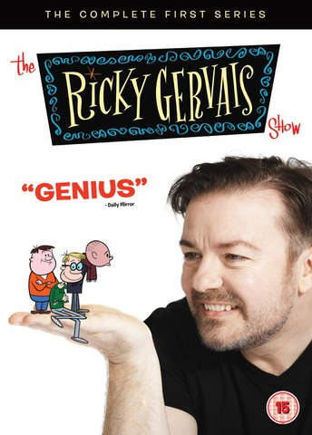 The Ricky Gervais Show - Series 1