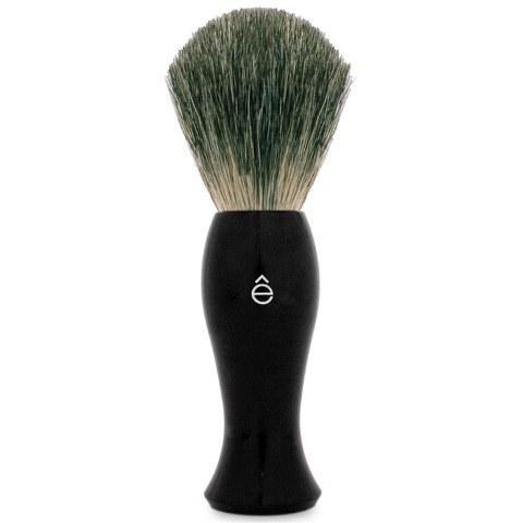 eShave Shave Brush - Zwart Zwart