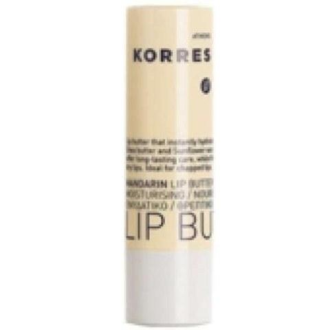 Korres - Mandarin Lip Butter Stick (SPF 15)