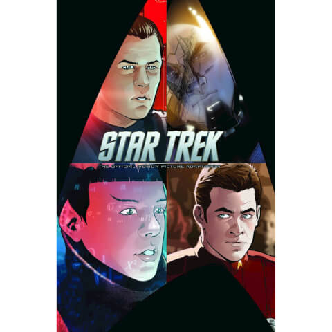 Star Trek: Official Motion Picture Adaptation Graphic Novel