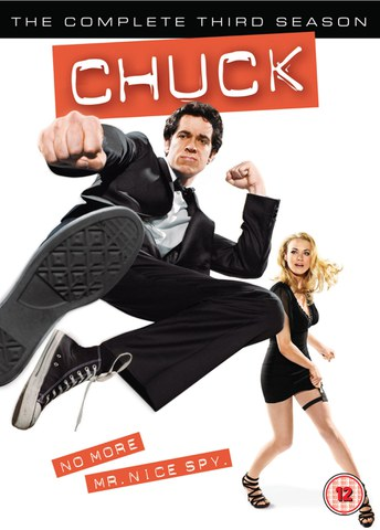 Chuck - Season 3 Box Set