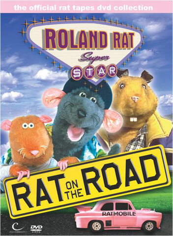 Roland Rat - Rat On The Road