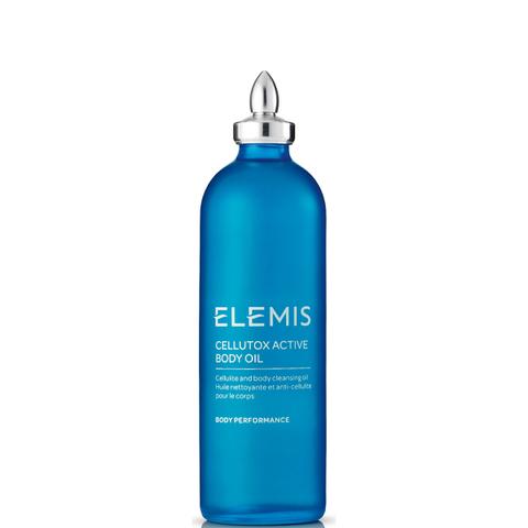 Elemis Cellutox Active Body Oil Huile Nettoyante et Anticellulite