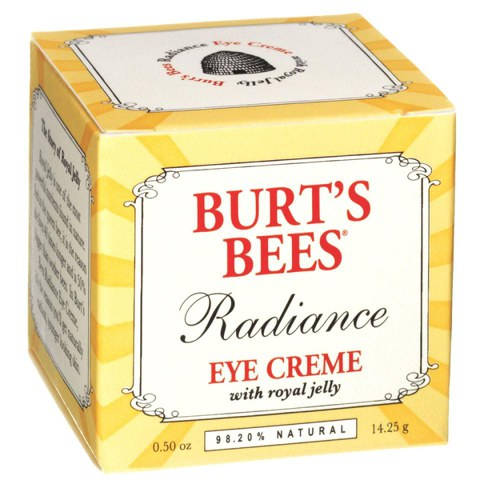 Crème contour des yeux éclat Burt's Bees