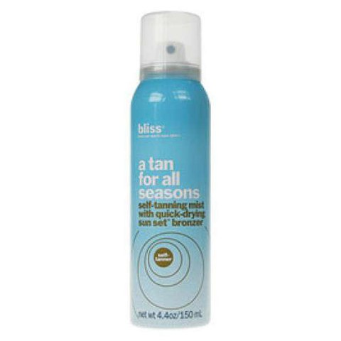 bliss A Tan For All Seasons 4.4oz