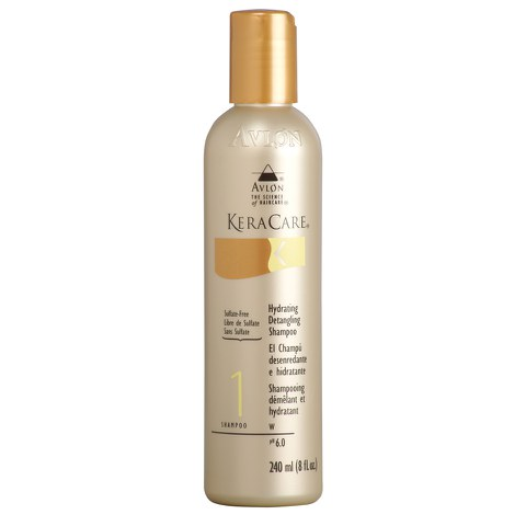 Keracare Hydrating Detangling Shampoo (240ml)