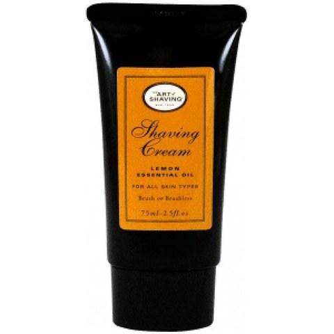 The Art Of Shaving Shaving Cream - Lemon 75ml
