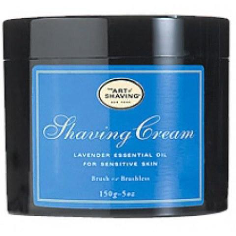 The Art of Shaving Shaving Cream Lavender 150g