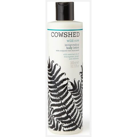 Cowshed Wild Cow belebende Body Lotion 300ml