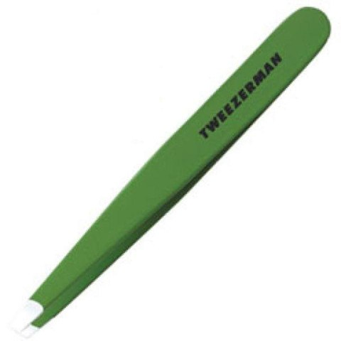Tweezerman Slant® Tweezer- Apple Green