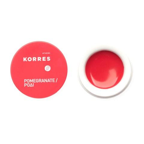 Korres Lip Butter - Pomegranate