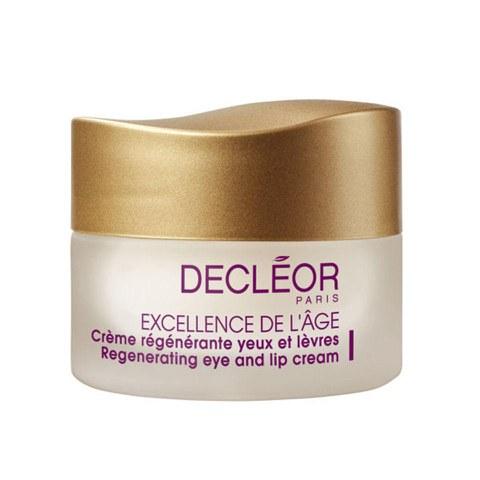 DECLÉOR Excellence De L'Age Regenerating Eye and Lip Cream (15ml)