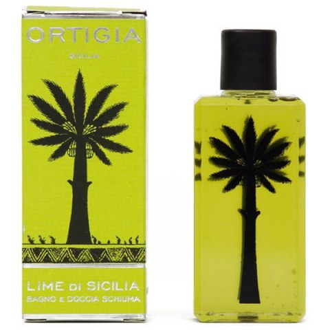 Ortigia Sicilian Lime Shower Gel 250ml
