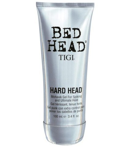 Gel hérissant tenue forte Tigi Bed Head Hard Head Mohawk Gel 100ml