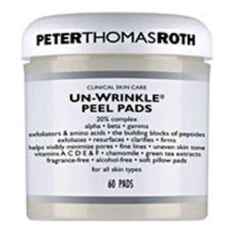 Peter Thomas Roth Un-Wrinkle Peel Pads (60 Pads)