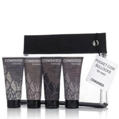 Trousse soins Cowshed Bullocks Pocket Cow 4 x 20ml