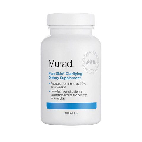 Murad Pure Skin Clarifying Supplements 120 Tabs