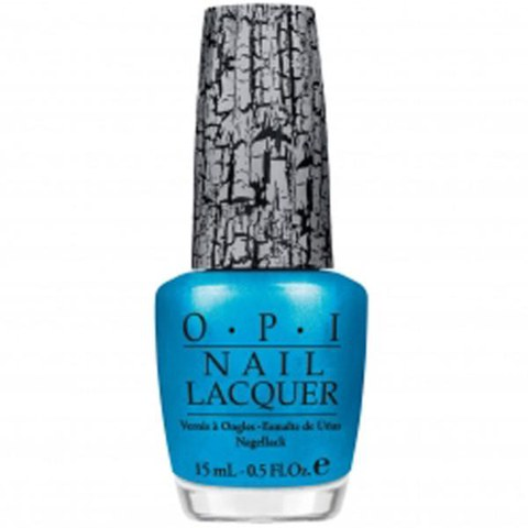 OPI Turquoise Shatter Top Coat 15ml