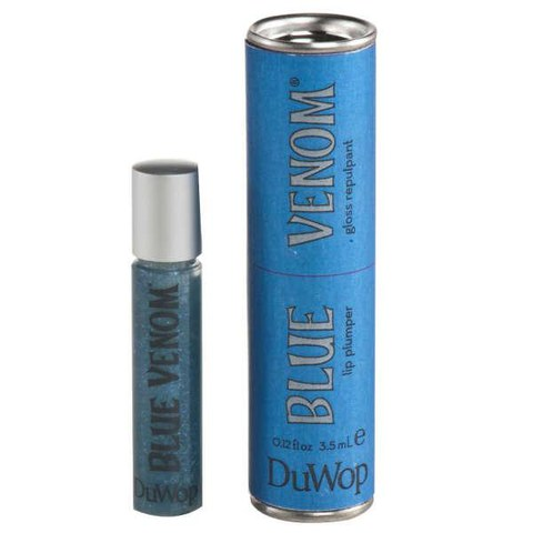 Gloss repulpant DuWop Blue Venom - 3.5ml