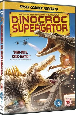 Dinocroc Vs Supergator