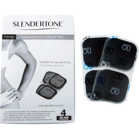 Slendertone Ersatzelektroden - Arme