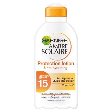 Crème solaire Ambre Solaire SPF15 200ml