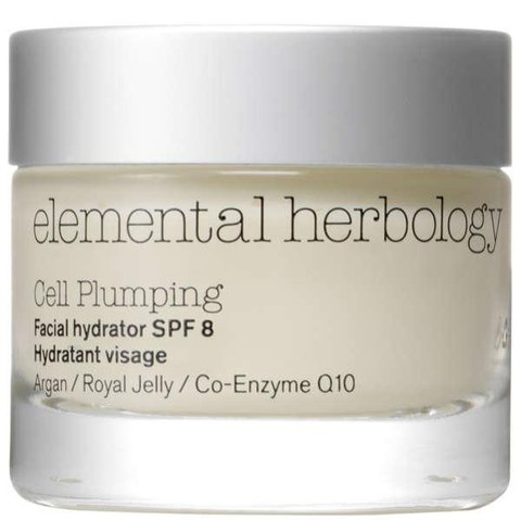 Hydratant visage Elemental Herbology Cell Plumping SPF8 50ml
