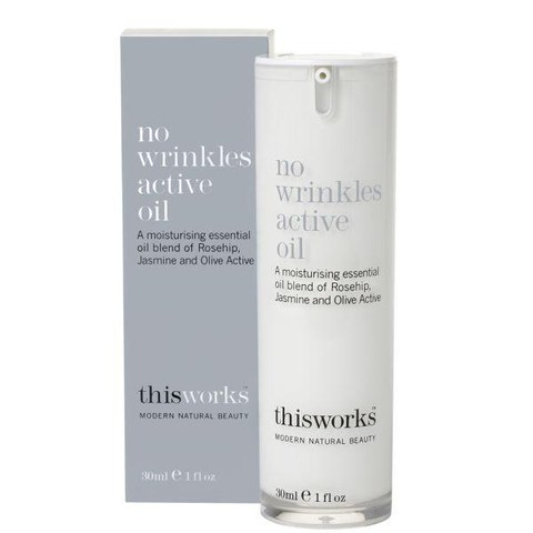 this works No Wrinkles Active Oil (30ml)