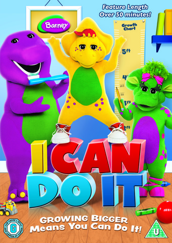 Barney: I Can Do It!