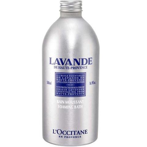 L'Occitane Organic Lavender Foaming Bath 500ml