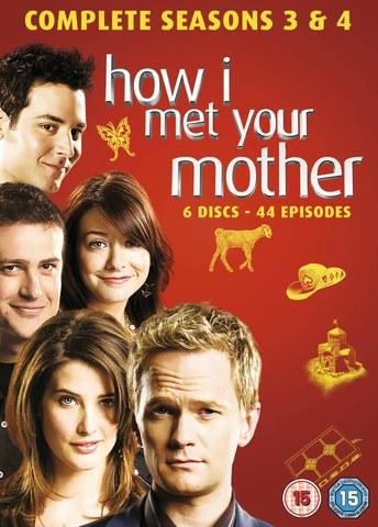 How I Met Your Mother - Seasons 3-4