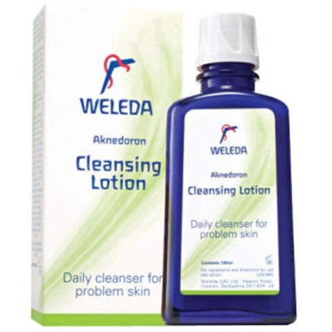 Weleda Aknedoron Cleansing Lotion (100ml)