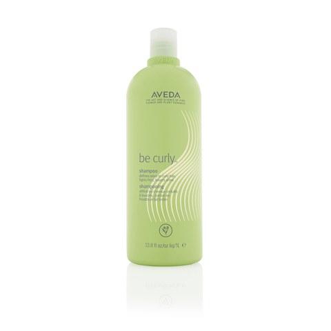 Aveda Be Curly Shampoo (1000ml) - (Värde £70.00)
