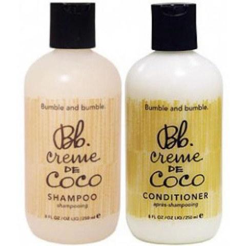 Dúo productos intensificadores de brillo Bb Crème De Coco Shine