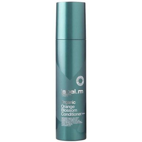 label.m Organic Après-shampoing a la fleur d'oranger (200ml)