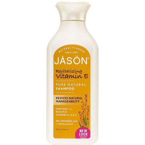 JASON Revitalizing Vitamin E Shampoo 473ml