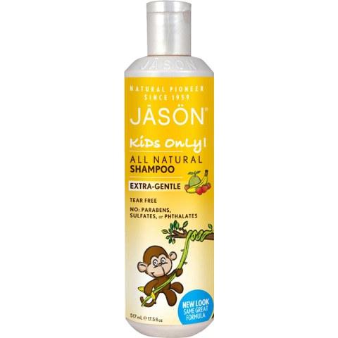 JASON Kids Only Extra Gentle Shampoo (517ml)