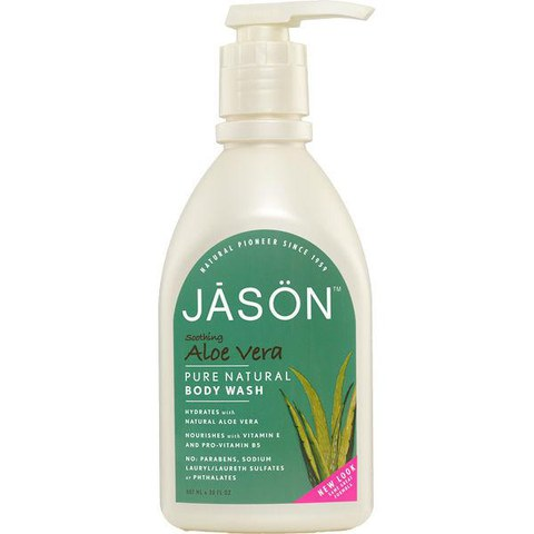 Gel Douche à l'Aloe Vera par JASON (900ml)
