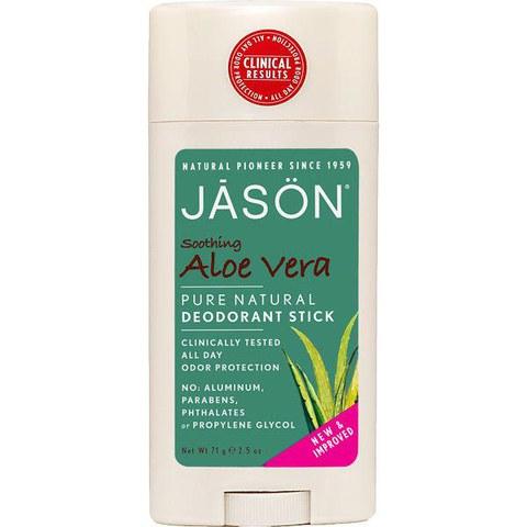 Déodorant en Bâton à l'Aloe Vera par JASON (75g)