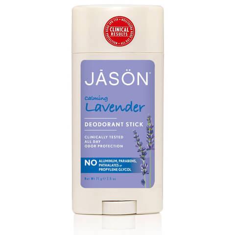 Déodorant en Bâton à la Lavande par JASON (75g)