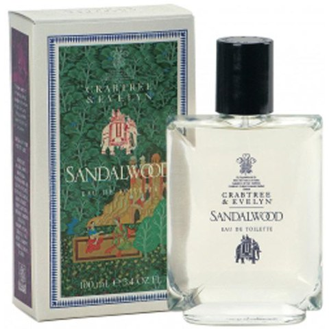 Crabtree & Evelyn For Men Sandalwood Eau De Toilette (100ml)