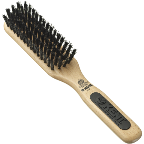 Kent Natural Shine Narrow Unisex Bristle Brush (Ns06)