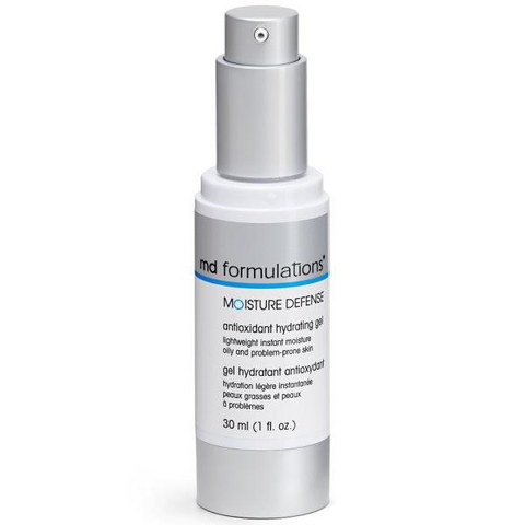 MD FORMULATIONS MOISTURE DEFENSE ANTIOXIDANT HYDRATING GEL (30ml)