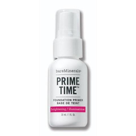 bareMinerals Prime Time® Brightening Foundation Primer (30 ml)