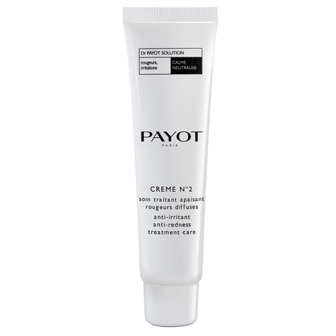 PAYOT Crème N°2 Soin Traitant Apaisant Rougeurs Diffuses Anti-Irritant (30ml)