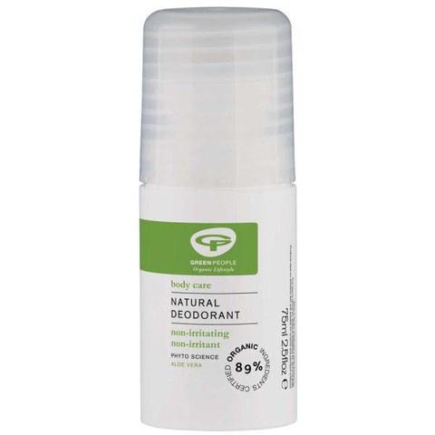 Desodorante natural aloe vera Green People (75ml)