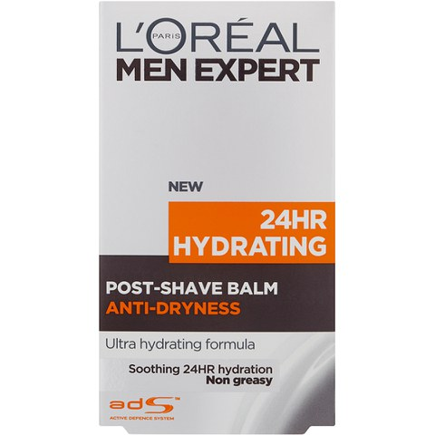 L'Oréal Paris Men Expert Hydra Energetic 24 Hour Post-Shave Balm 100ml